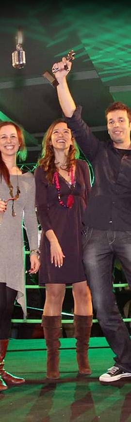 Representative image for 2008 - Sapo award